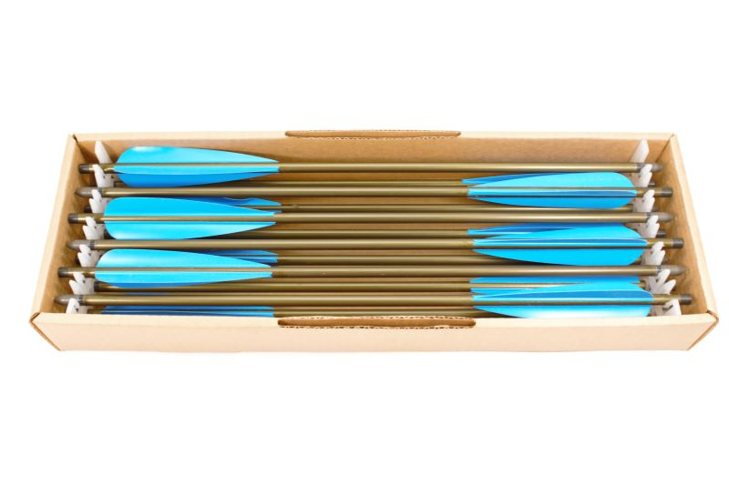 ArrowsBlueMetallic