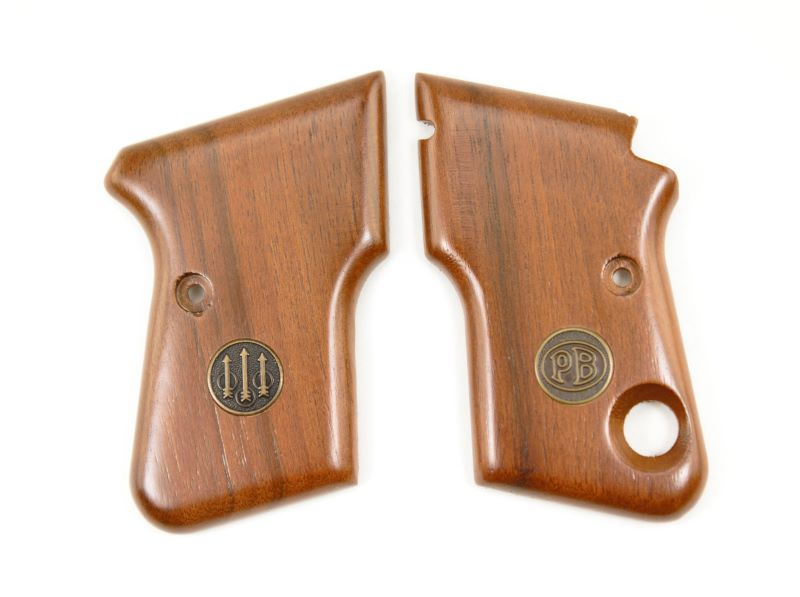 Beretta 950 Wood Grip Set