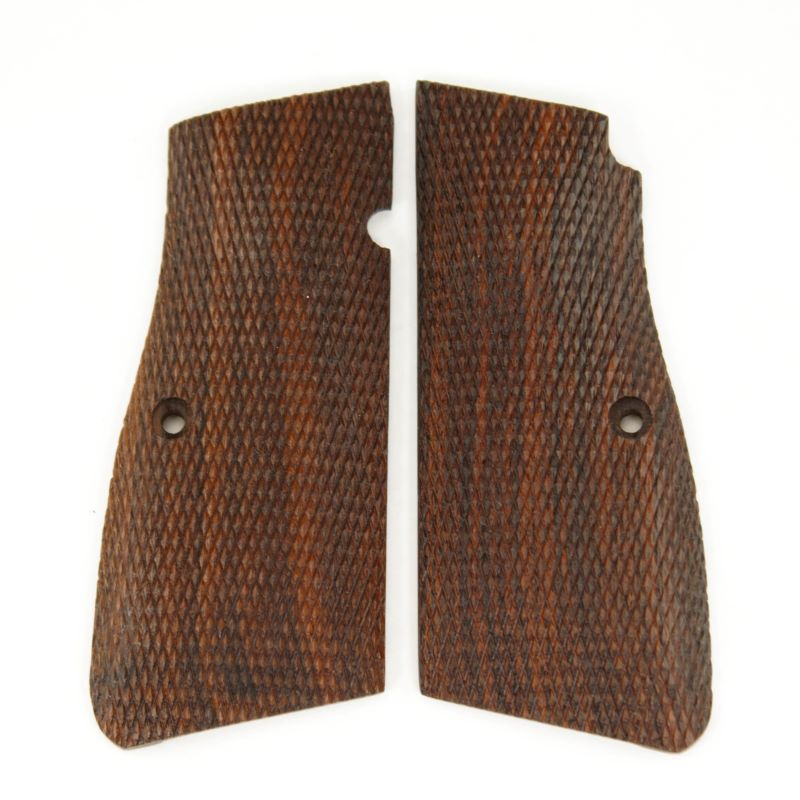 Browning Hi Power Rosewood Grip