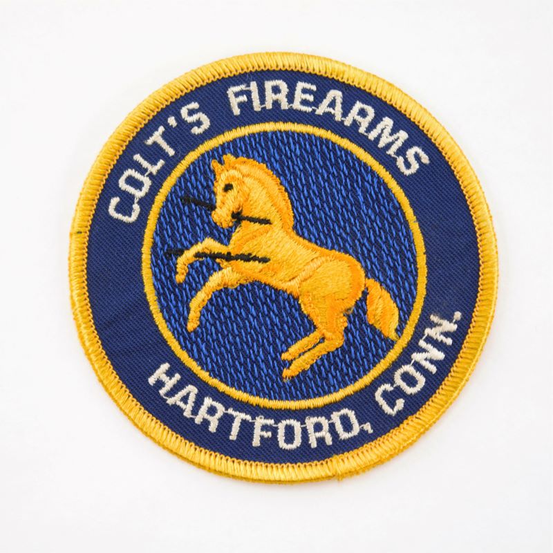 Colt Vintage Firearms Patch