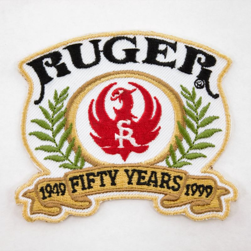 Ruger SR 50th Anniversary Firearms Patch