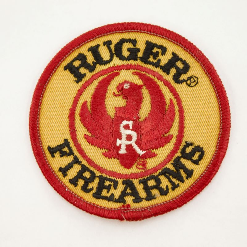 Ruger SR Firearms Vintage Patch