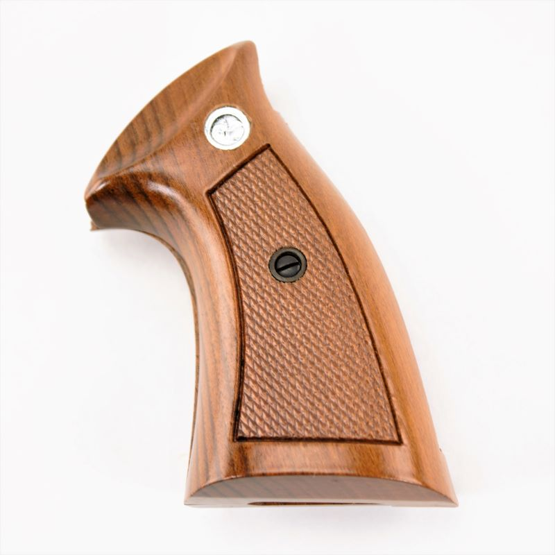 Ruger Security Six Walnut Grip 1