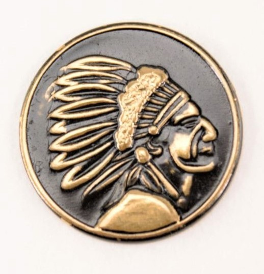 Savage Medallion Indian Head1