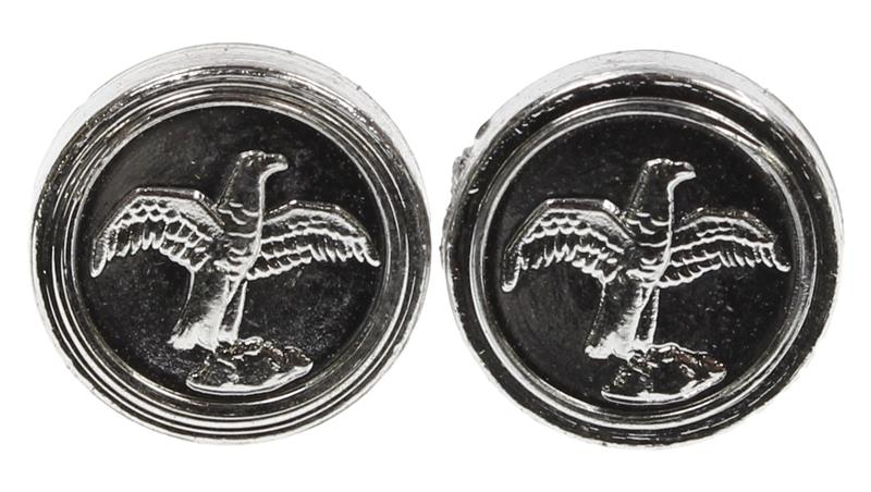 Sile Falcon Bird Grip Medallion Set