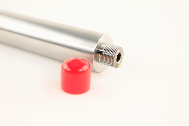 Thread protector cap red1