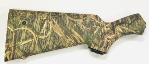Winchester 1200/1300 Synthetic Mossy Oak Shadow Grass Camo Stock, No Pad1320a