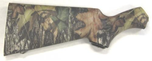 Winchester 1200/1300 Synthetic Mossy Oak Break Up Camo Stock, no pad - 1324a