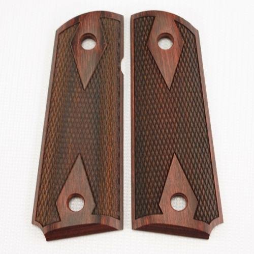 1911 Rosewood Laminate Double Diamond Grip