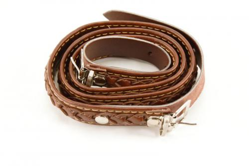 Rifle Gun Sling Leather 36