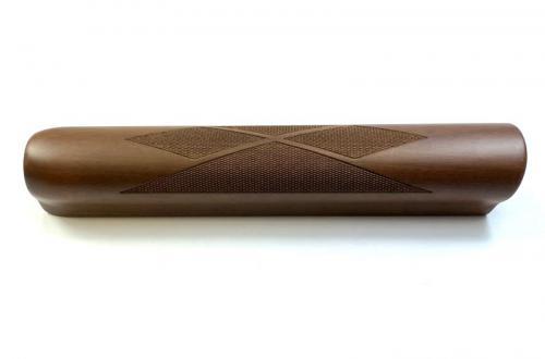 Remington 1187 Walnut Forend 12 GA, Oil Finish, Cracked