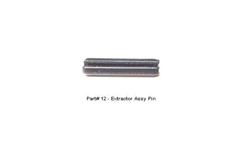 Extractor Assy Pin