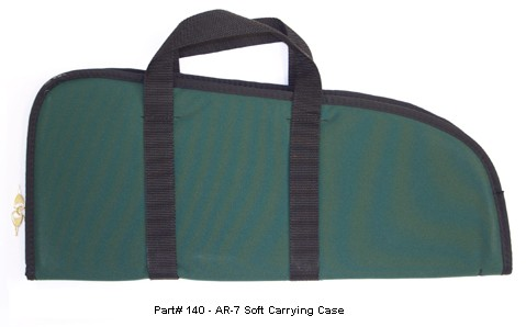 AR-7 Soft Case Green - 140